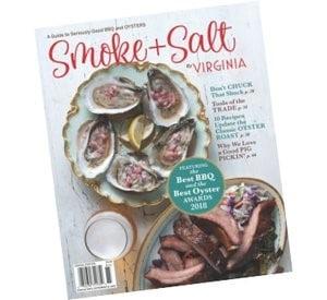 Smoke + Salt Virginia Magazine Cover