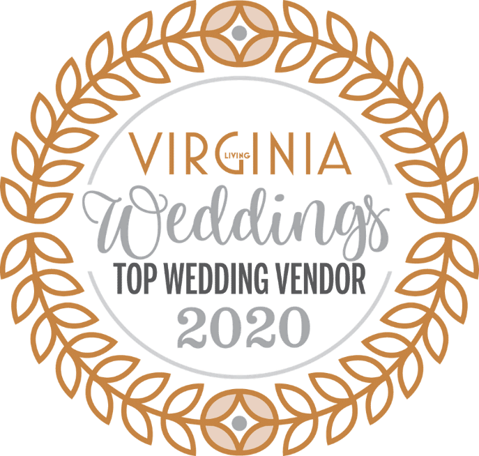 Virginia Living Top Wedding Vendor 2020